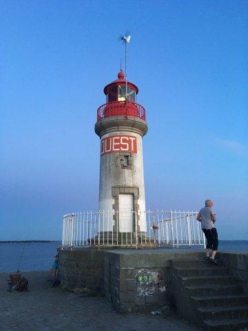 St.-Nazaire-Leuchtturm