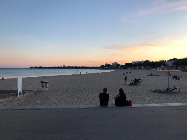 St.-Nazaire-Strand