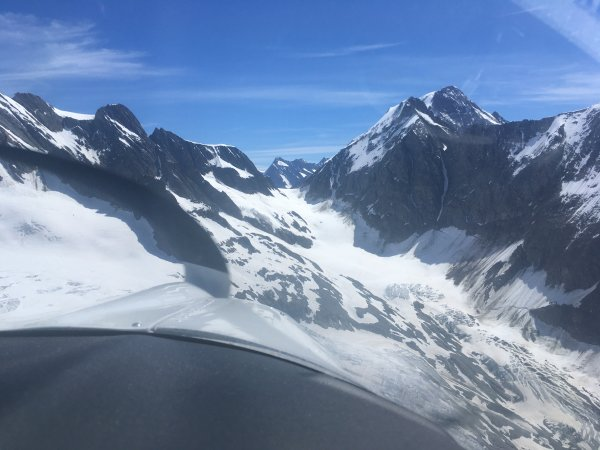 49-Jungfraujoch-Anflug